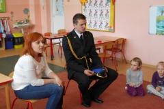 Spotkanie ze strażakiem gr.II